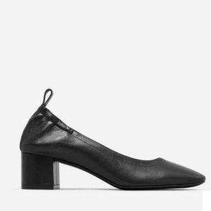 Everlane Day Heel Size 6 black